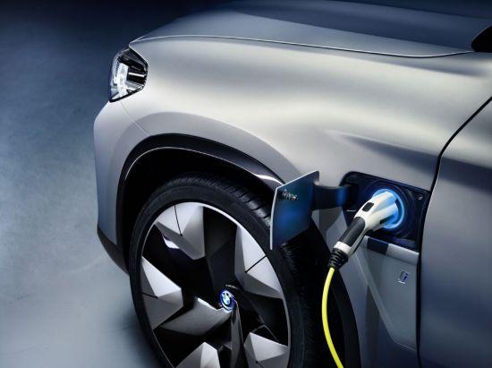 BMW iX3 콘셉트