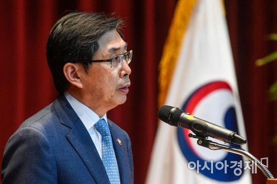 """박상기 장관 """"강원랜드 사건 안타까워…문무일 총장에 엄정 처리 당부"""""""