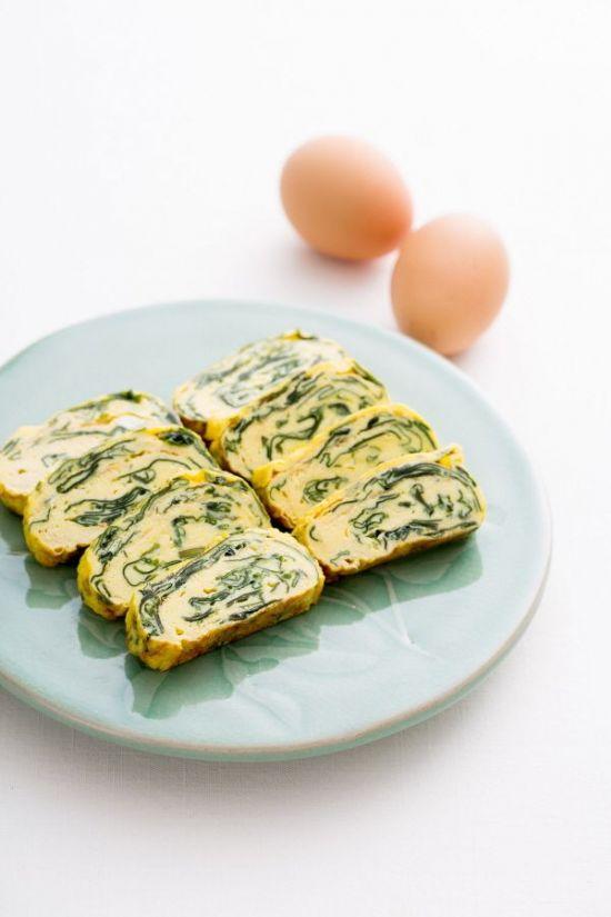 미역달걀말이