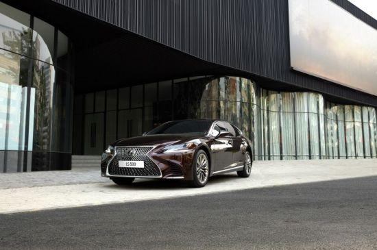 렉서스 코리아, 가솔린 터보 '신형 LS500' 판매 개시