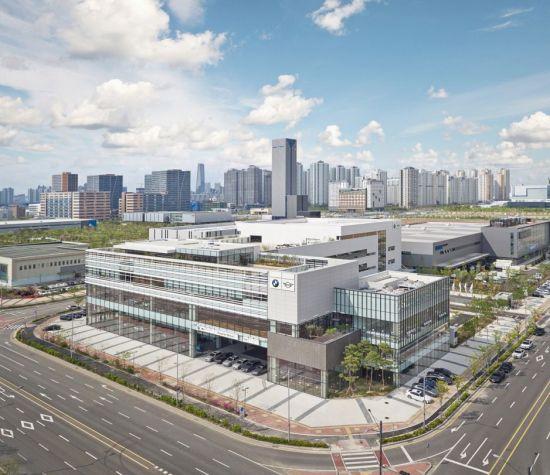 BMW바바리안모터스, 500억 투자해 송도에 세계 최대 통합센터 오픈