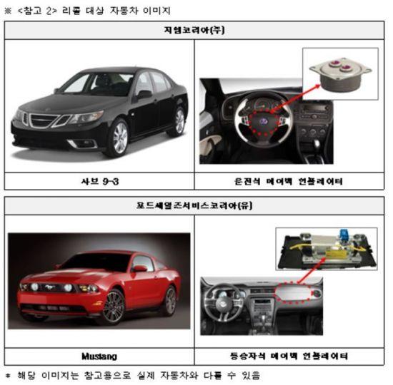 """""""위험성 모른다"""" 버티던 한국GM·GM코리아, 다카타에어백 리콜 결정"""