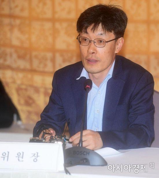 [포토]제11대 최저임금위원회 첫 전원회의
