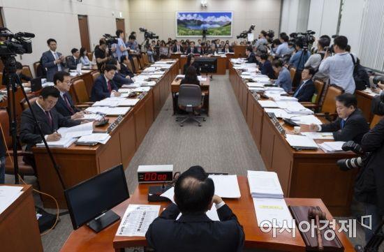 [포토] 국회, 외통위 전체회의