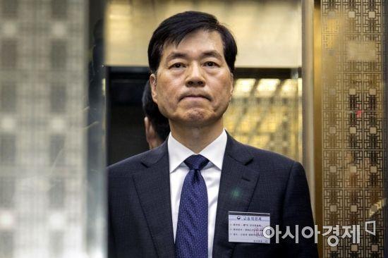 [포토] 입술 깨문 김태한 삼성바이오로직스 사장