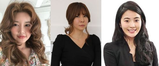사진=(왼쪽부터) 김소희 대표, 이종수 대표, 김여진 대표