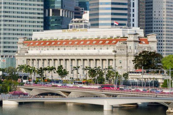 싱가포르 풀러턴 호텔 전경.  사진 = fullertonhotels.com
