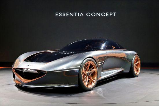 현대기아차, 미래 자동차 첫 공개...어떻게 생겼나 봤더니