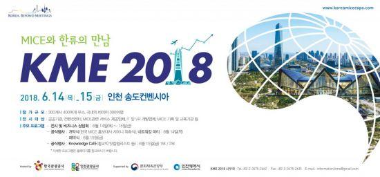 'MICE, 한류와 만나다'…코리아마이스엑스포 14~15일 개최