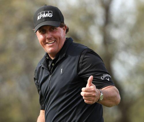 필 미켈슨이 118번째 US오픈에서 지구촌 골프역사상 여섯번째 '커리어 그랜드슬램'을 꿈꾸고 있다.