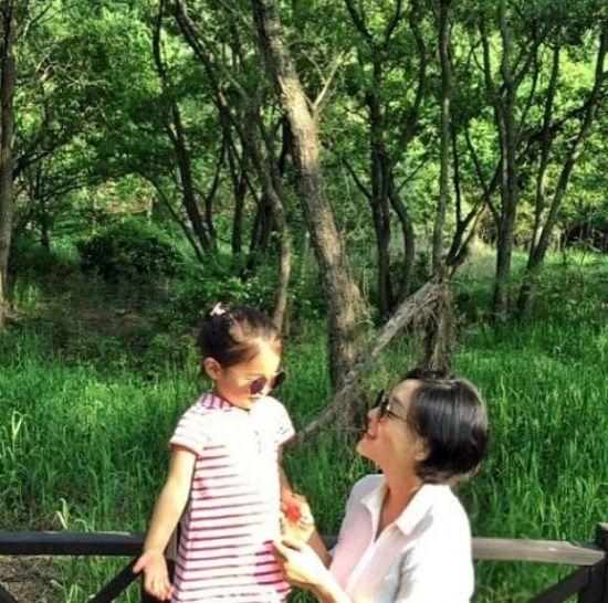박진희와 딸/사진=박진희 인스타그램