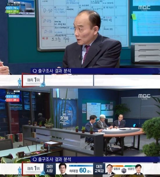 사진=MBC '배철수의 선거캠프' 방송 캡처