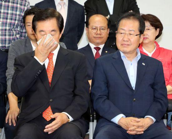 [6·13 민심]'최악 성적표' 받아든 한국당…