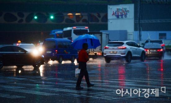 [포토]비가 추적추적