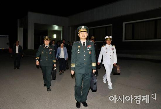 [포토]남북 장성급회담 종료
