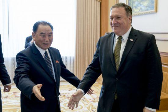 """CNN """"폼페이오 3차 방북 최악, 북한이 갖고 놀았다"""""""