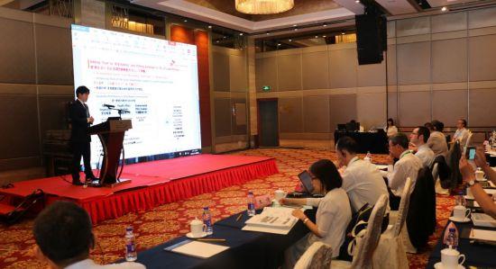 SK인천석유화학, 베이징 환경포럼서 '환경안전 관리사례' 발표