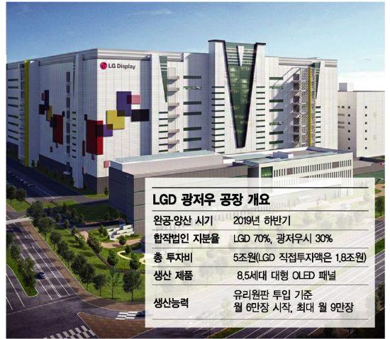 '대륙의 변덕' 中 진출 기업들 휘청…LGD '웃고' SK '절반의 성공'