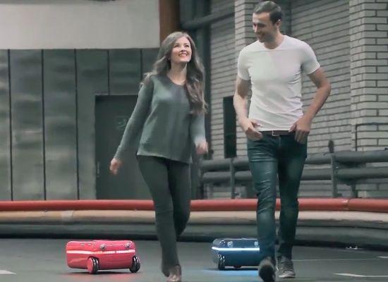 [과학을읽다]스마트가방, 수하물 가능 여부 확인부터!