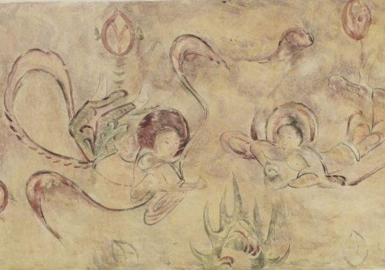 원본 뺨치는 모사도의 세계, 北에선 '조선화법'으로 발전