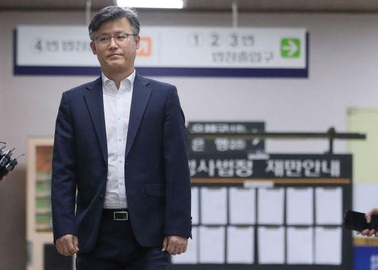 """이재만ㆍ안봉근에 실형, 정호성 집유…法 """"뇌물 아닌 국고손실"""" (상보)"""