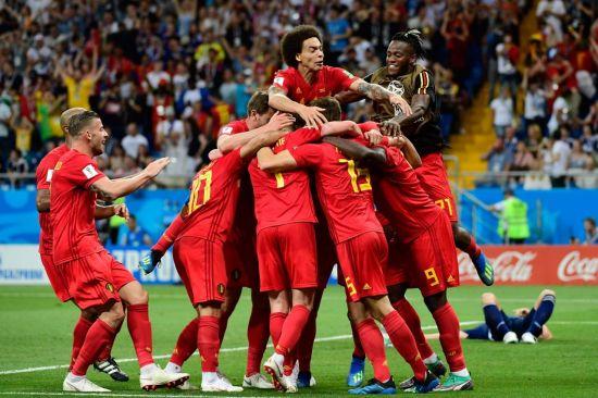 벨기에, 잉글랜드 2-0 제압…역대 최고 3위