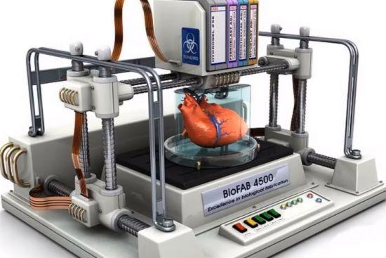3D 프린팅 기술을 이용한 인공 장기의 개발도 발전을 거듭하고 있습니다. [사진=유튜브 화면캡처]