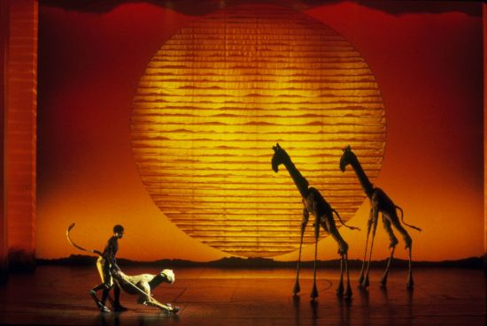 Circle of Life - THE LION KING - Photo by Joan Marcus ⓒDisney. 사진=클립서비스