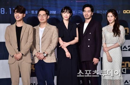 배우 이하나, 드라마 '보이스 2' 강권주로 돌아온다