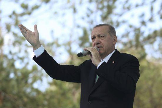 에르도안 터키 대통령