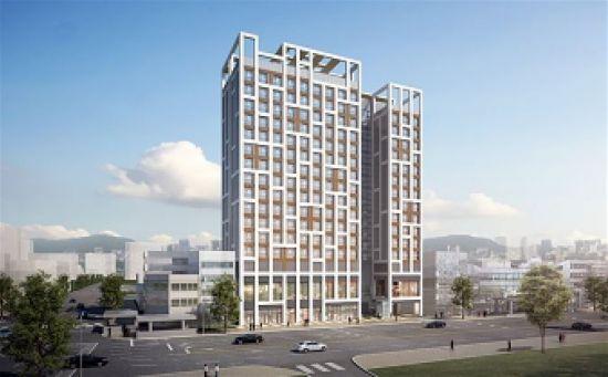 Jongno Plaza Mayor Area 263 Rooms Scaled Officetel