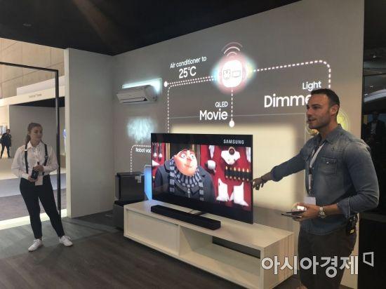 SF를 현실로 만든 삼성…명품가전 빌트인 겨냥한 LG