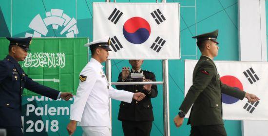 한국, 24년 만에 日에 밀려 AG 종합 3위