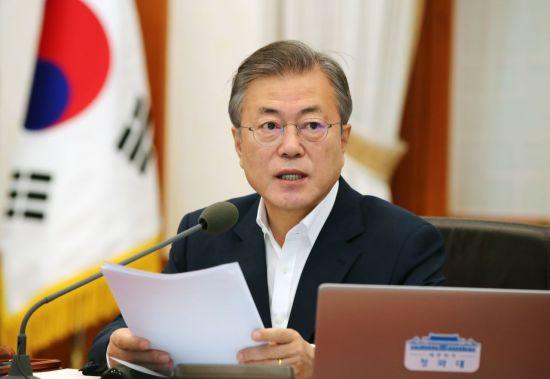2차 북미회담 '속도'…文 한반도 비핵화 구상 5단계 중 3단계 접근