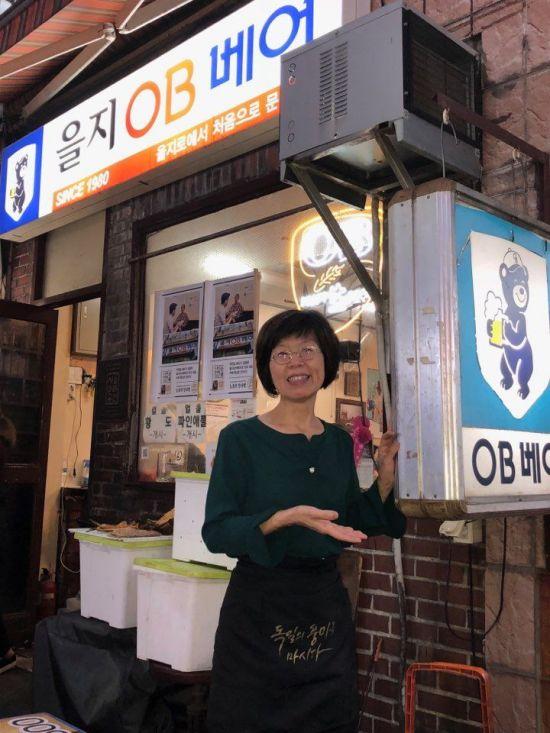 [한국의 백년가게]'노맥의 원조' 위치도, 맛도…38년전 그대로