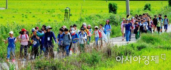 순천교육지원청, 특화된 '생태체험학습 운영'