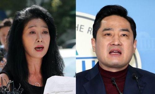 김부선, 강용석 변호사 선임…강용석, 페북 통해 사건 맡고 싶다더니