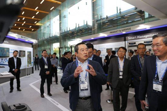 구자열 LS 회장, 중국 국제수입박람회 참관...中사업기회 모색