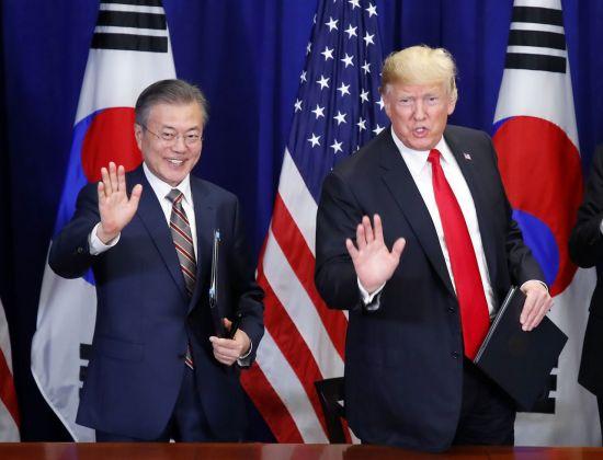 """2차 북미회담은 워싱턴? 평양?…트럼프 """"싱가포르와는 다른 장소"""""""