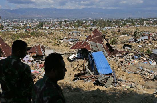 인도네시아 지진 사망자 2000명 넘어…더 늘어날 듯