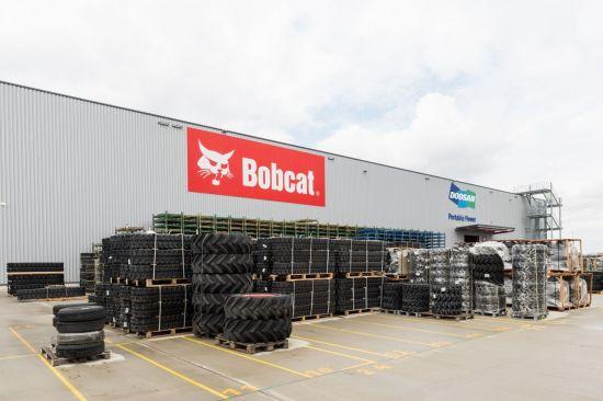 두산밥캣, 독일에 건설기계 부품공급센터 오픈