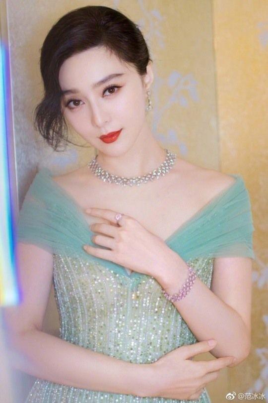판빙빙, 성관계 동영상 의혹…상대는 중국 국가부주석 왕치산