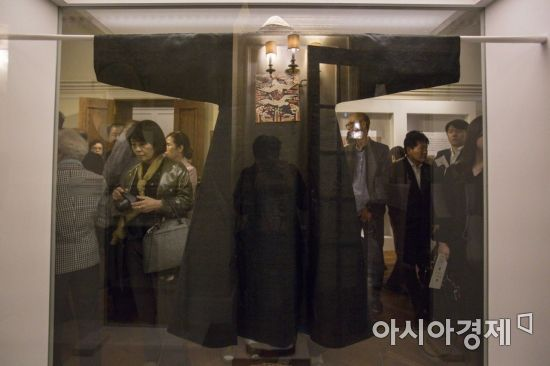 [포토] '대한제국 황제복식 개막식'