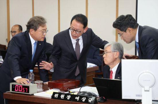 '정책검증' 해야 할 법사위 국감 …'정쟁', '사법농단' 만 남아