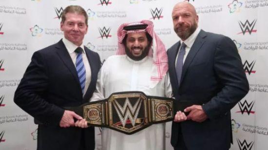 미-사우디 관계 악화 속 사우디서 '미국 프로레슬링 쇼'…왜?(영상)