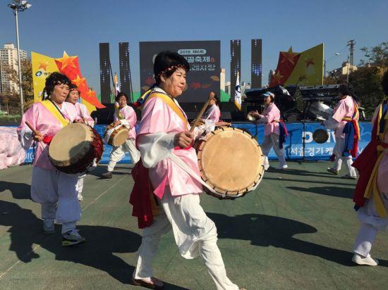 광진구 '제6회 간뎃골 축제' 개최