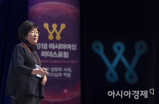 [포토] 강연하는 장필수 교수