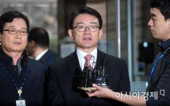 """'세월호 유가족 사찰' 이재수 전 기무사령관 투신…檢 """"매우 안타깝다""""(종합 2보)"""