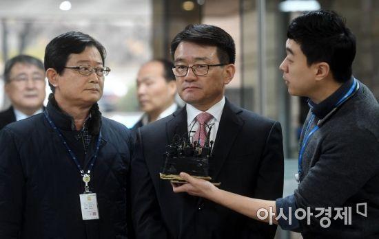 '세월호 유가족 사찰' 이재수 전 기무사령관 투신(2보)