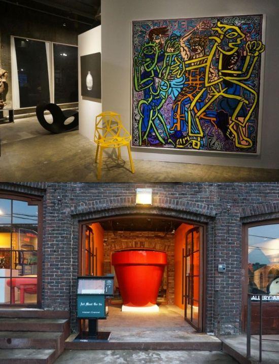 '과거-현재-미래' 오가는 새로운 문화예술공간 ART MUST GO ON 오픈